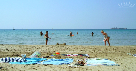 joies de la plage